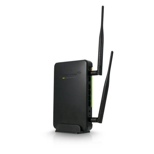Amped Wireless High Power Wireless-N 600mW Smart Repeater-www.setup.ampedwireless.com